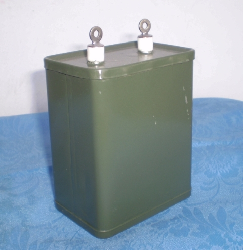 CBBFJ Metallized Polypropylene Film AC Capacitor